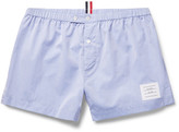 Thom Browne - Cotton-poplin Boxer Shorts
