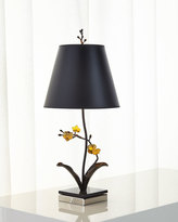 Michael Aram Gold Orchid Table Lamp