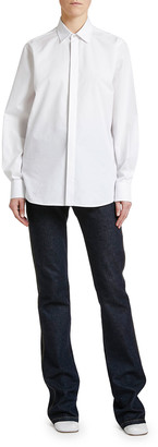 Bottega Veneta Oversized Boyfriend Shirt