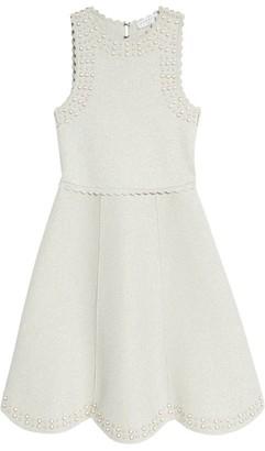 Sandro Paris Bead-Embellished Dress