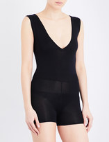 La Perla New Silk Soul stretch-silk playsuit