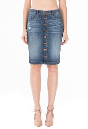 Fidelity Collette High Waist Skirt