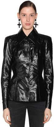 Olivier Theyskens Fitted One Breast Jacket