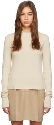 Max Mara Off-White Matteo Sweater