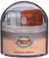 Physicians Formula Mineral Wear Talc-Free Loose Powder, Sand Beige, 0.49 Ounce