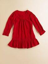Little Ella Toddler's & Little Girl's Wonderland Ruffle-Hem Dress