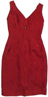 Zac Posen Z Spoke By Red Dress for Women