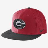 Nike College AeroBill True (Georgia) Adjustable Hat