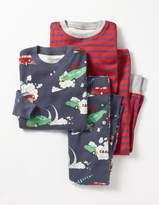 Boden Twin Pack Cosy Long Johns