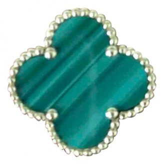 Van Cleef & Arpels Magic Alhambra Green Yellow gold Rings