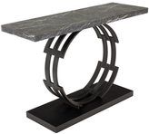 Safavieh Couture Collection Taj Marble Black/ Brown Console Table