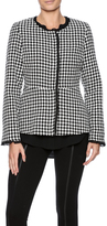 Molly Bracken Peplum Waist Jacket