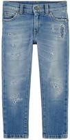 Dolce & Gabbana Boy slim fit jeans
