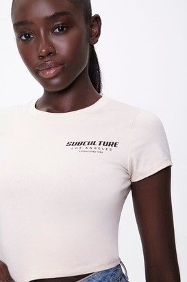 Forever 21 Subculture Graphic Tee