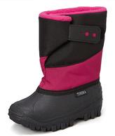 Tundra Black & Fuchsia Pueblo Boot