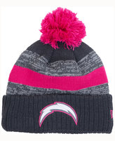 New Era San Diego Chargers BCA Sport Knit Hat