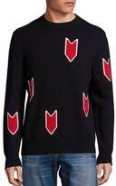 Rag & Bone Jackson Crew Wool Sweater