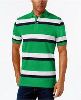 Tommy Hilfiger Men's Ace Striped Polo