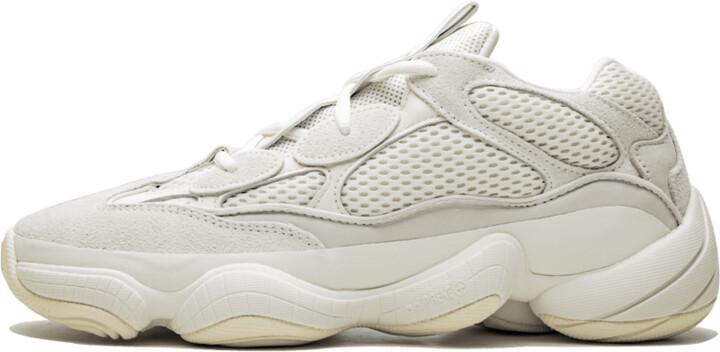 Adidas Yeezy 500 'Bone White' Shoes - Size 4