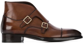 Tom Ford Monk Strap Boots