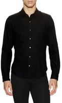 BLK DNM Solid Cotton Sportshirt