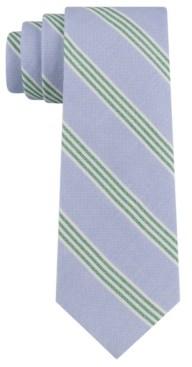 Tommy Hilfiger Men's Julio Stripe Slim Tie