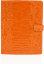 Smythson Croc Finish Ipad Case