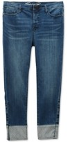 Seven7 Jeans Cuffed Skinny Adaptive Jeans