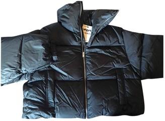 Misbhv Black Polyester Coats