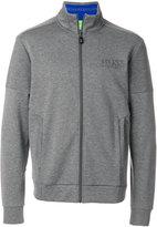 HUGO BOSS Skaz zipped sweatshirt