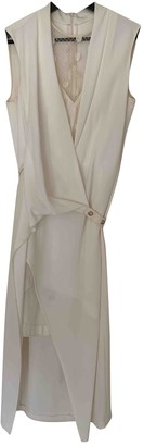 Willow Ecru Dress for Women