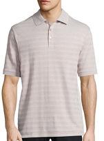 Haggar Short-Sleeve Polo