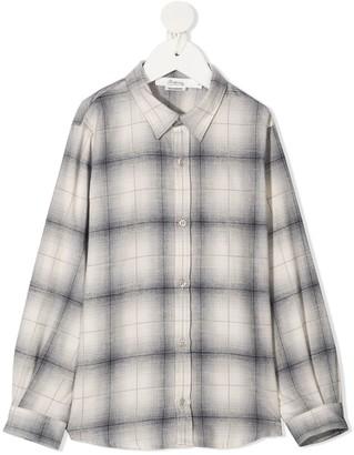 Bonpoint Plaid Check Shirt