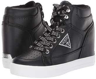 GUESS Demetra (Black) Women's Shoes