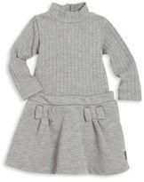 Lili Gaufrette Baby's Top & Skirt Set
