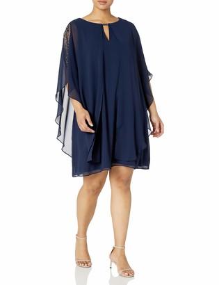 SL Fashions Women's Plus Size Dress