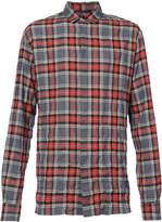 Haider Ackermann plaid shirt