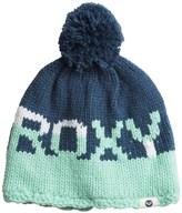 Roxy Fjord Pompom Beanie - Fleece Lined (For Women)