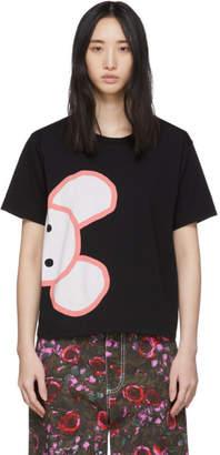 Marni Black Mouse T-Shirt