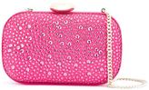 Love Moschino embellished clutch