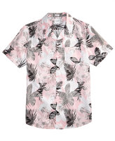 GUESS Men's Blooming Floral-Print Shirt