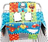 Sassy Sensory Shopping Cart Cover by