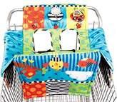 Sassy Sensory Shopping Cart Cover by