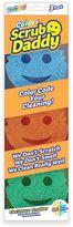 Bed Bath & Beyond Scrub Daddy® 3-Piece Color Sponges Set