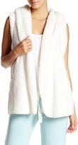 PJ Salvage Cozy Hooded Vest