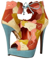 Charlotte Olympia World at Her Feet