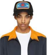 DSQUARED2 Black Scout-O-Rama Cap