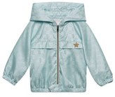 Gucci Logo Jacquard Jacket (Baby Girls)