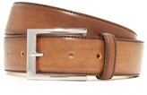 To Boot Leather Belt
