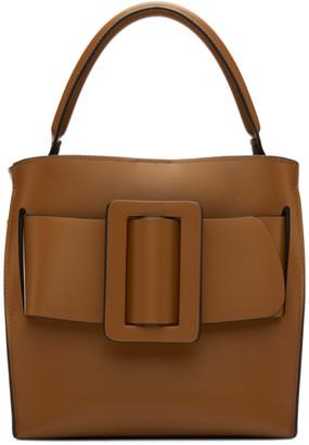 Boyy Brown Devon 21 Top Handle Bag